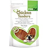 Vita Pet Chicken Tenders Dog Treats for Adult Dogs and Puppies, Small/Medium/Large dogs, 200g