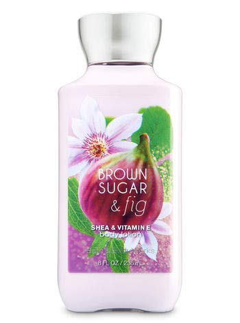 (Bath & Body Works Signature Lotion Brown Sugar & Fig, 8 oz)