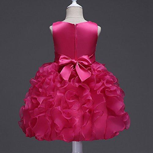 WanYang Tutu Kleid Gehobene Brautkleid Prinzessin Kleid Kinder ...