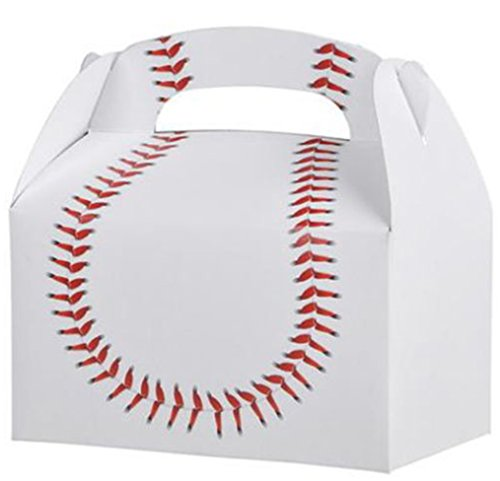 BASEBALL PARTY FAVORS BASKET CARNIVAL product image