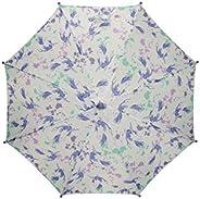 Mountain Warehouse Kids Rainbow Umbrella -Durable Sun Brolly
