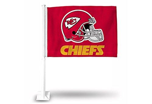Rico Industries NFL Kansas City Chiefs Car ()