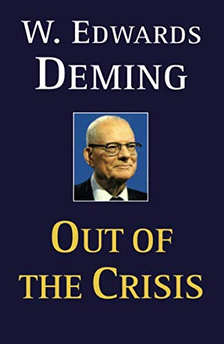 Out Of The Crisis  Mit Press