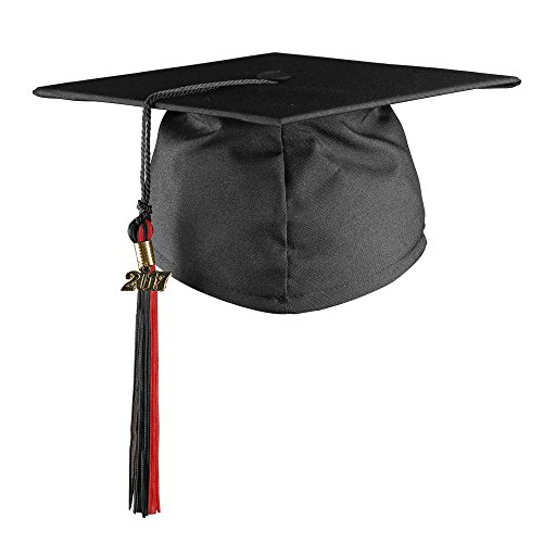 Kids Graduation Hat (Kindergarten Kids Baby Graduation Cap Photography---YesGraduation (Black))