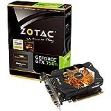 ZOTAC NVIDIA GeForce GTX 750 Ti 1GB GDDR5 2DVI/Mini HDMI Video Card (ZT-70603-10M)