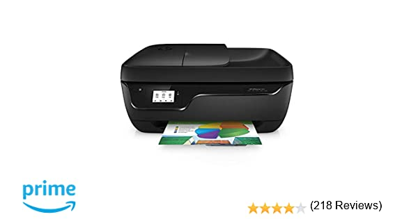 HP OfficeJet 3831, Impresora multifunción de tinta (WiFi, 512 MB ...