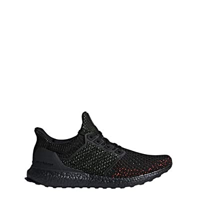 finest selection eec36 42d62 adidas Mens Ultraboost Clima Running Shoe, BlackSolar red, ...