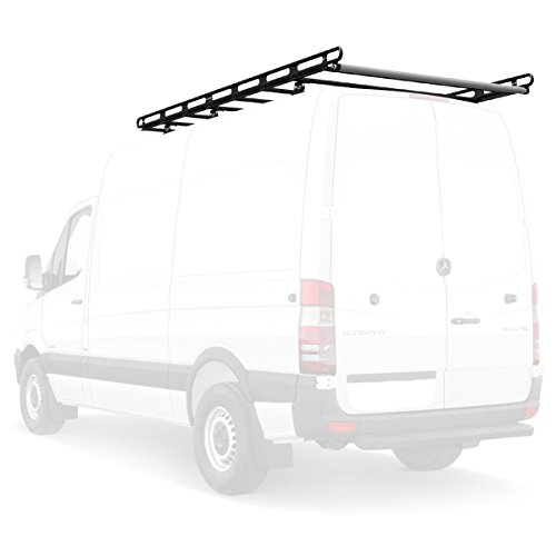 Vantech H2 ladder roof rack 60
