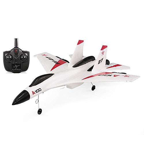 ETbotu XK A100-SU27 EPP 340mm Wingspan 2.4G 3CH RC Airplane Fixed Wing Plane Aircraft