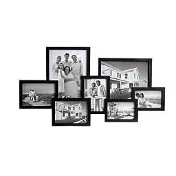 Melannco 7-Opening Cluster Collage Frame