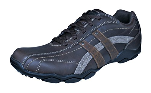 Blake Oxford - Skechers USA Men's Diameter Blake Oxford,Brown,12 M US