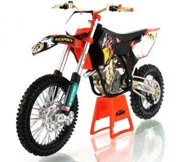 KTM 450 Sx-f 09 Motorcycle Motorbike Excitebike Model Toy (Ktm Models)