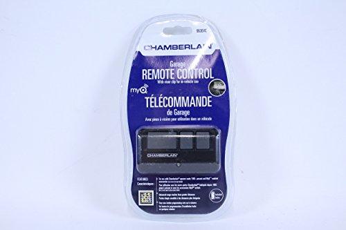 Chamberlain Group G953EV-P2 Chamberlain/LiftMaster/Craftsman 953EV-P2 3-Button, Security +2.0 Compatible, Includes Visor Clip Garage Door Opener Remote (Opener Program Garage Door Keypad)