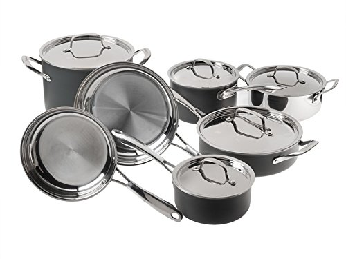 Cuisinart Multi-Clad with Induction (12-Piece) ()