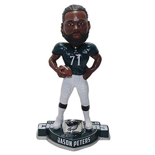 (FOCO Jason Peters Philadelphia Eagles Super Bowl LII Champion Bobblehead Bobblehead )
