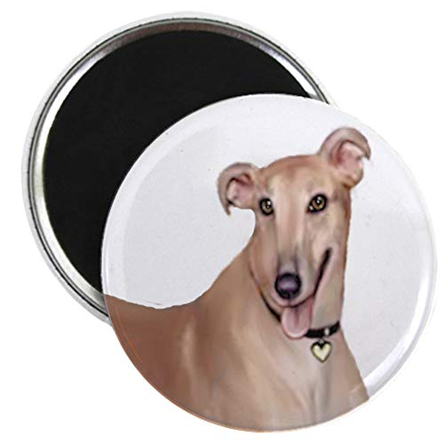 CafePress Greyhound (Portr) Wreath 2.25