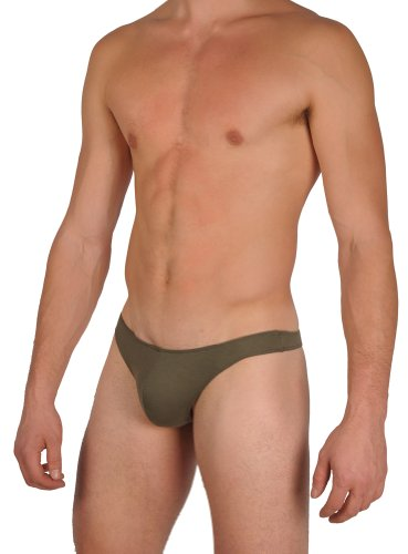 Men's 1 or 3 Pack Thong Underwear by Gary Majdell Sport