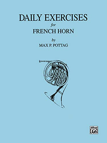 (Daily Exercises for French Horn)