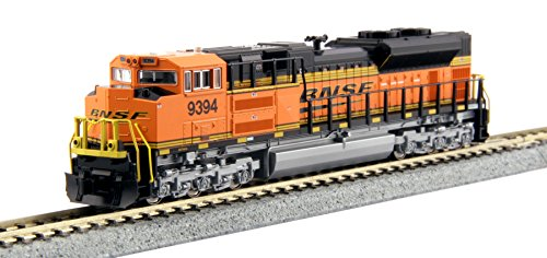 Products N EMD #9394 SD70ACe BNSF Train ()