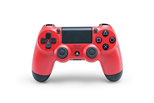 DualShock 4 Controller - Magma Red - PlayStation 4 Controller Edition