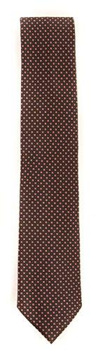 new-brioni-dark-brown-silk-tie