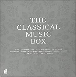 The Classical Music Box (English and German Edition): Hartmut