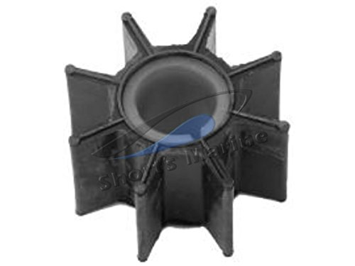 QuickSilver 803748 Water Pump Impeller - Mercury 4-Stroke Outboards 8 through 20 Horsepower (Impeller Quicksilver)