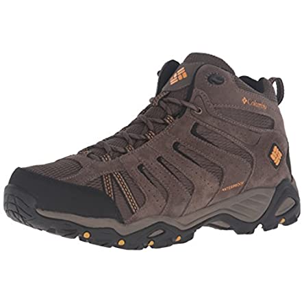 Columbia Men's North Plains Ii Waterproof Mid...