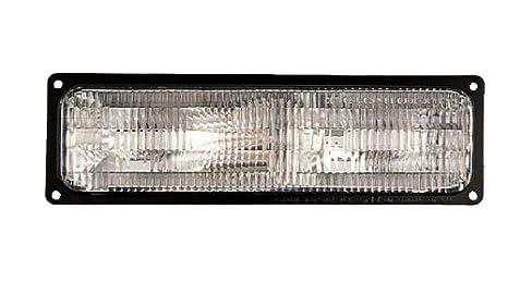 Eagle Eyes GM096-U000R Chevrolet Passenger Side Park Lamp