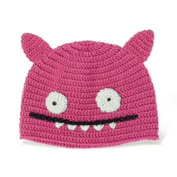 Uglydoll Hat   Pink