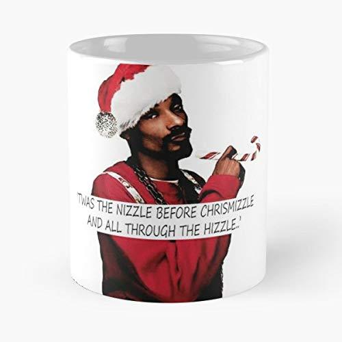 Snoop Dogg Christmas.Amazon Com Nizzle The Hizzle Christmas Snoop Dogg 11 Oz