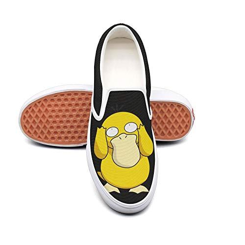 (LHongJun Man Casual Loafers Shoes Sneaker Fashion Trendy Boyfriend Canvas)