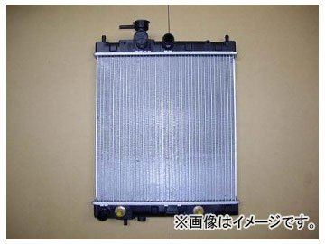 国内優良メーカー ラジエーター 参考純正品番:21460-45B00 ニッサン マーチ   B00PBIQR0I
