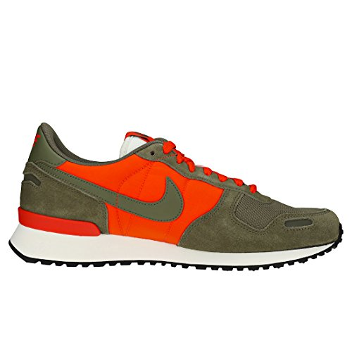 Da Air team black Scarpe medium Uomo Basse sail Ginnastica Orange Multicolore 001 Olive Nike Vrtx qSFawtq