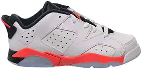 best website 12e76 c1ce2 Jordan 6 Retro Low (PS) Little Kids Shoes White Infrared 23-Black