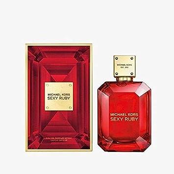 Michael Kors Sexy Ruby Eau De Parfum Spray For Women 1.0 Oz / 30 ml Brand New In Box Sealed