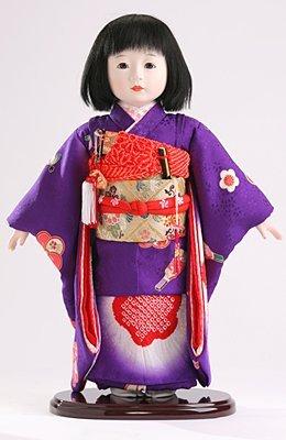稲邊智津子 市松人形 雛人形 五月人形 お出迎え人形 お祝い人形 初節句 10000252 B00ARBIQVM