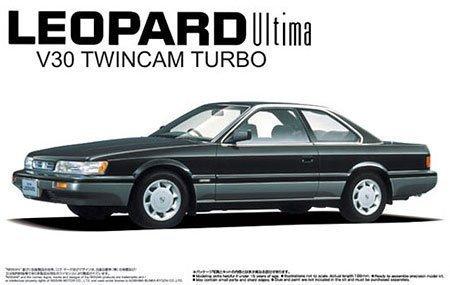 1/24 Das Best Car GT No.25 F31 Leopard Altima Spät '88