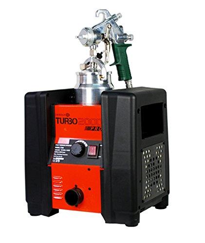Equipo turbina Sagola Turbo 2000 Pro. autónomo para todo tipo de industria, con una