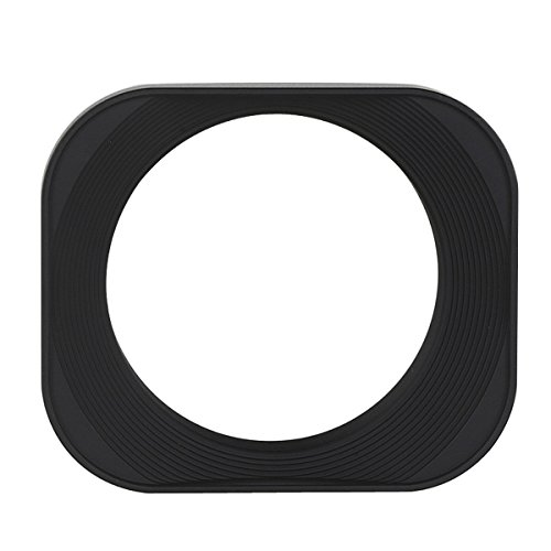 Buy 52mm lens hood square