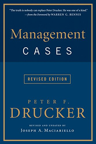 Management Cases, Revised Edition cover