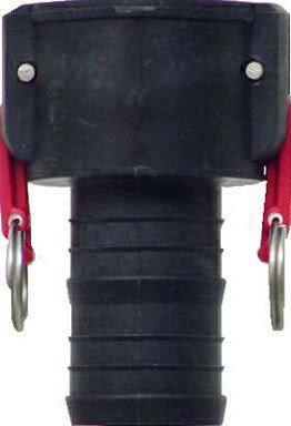 Pacer pumps type c female hose adapter 58-1426l
