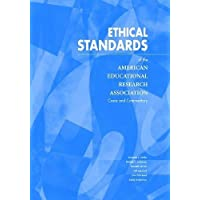 Ethical Standards Of The American Educational Research Association: Cases And Commentety