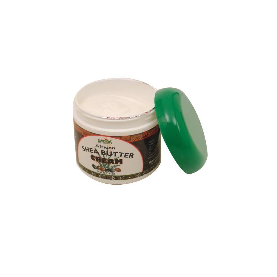 Madina Shea Butter Cream 4oz Jar