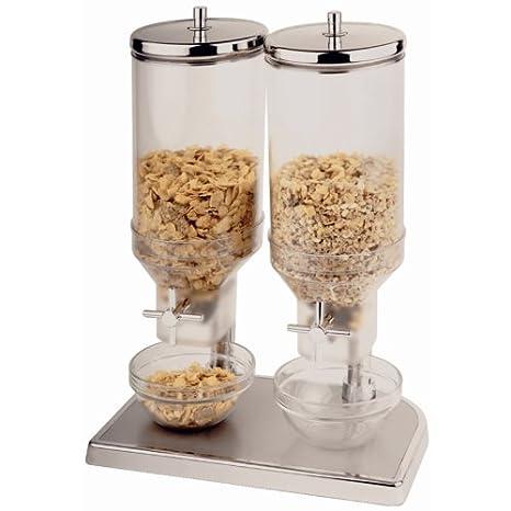 APS cf268 doble dispensador de cereales: Amazon.es: Industria, empresas y ciencia