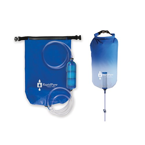 RapidPure Explorer 2-in-1 Purification System