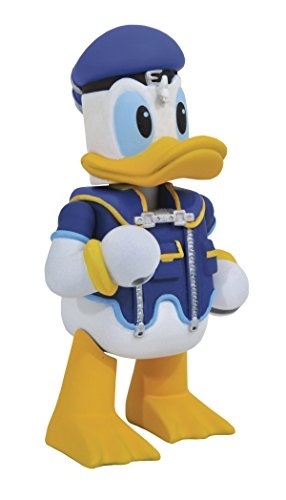 DIAMOND SELECT TOYS Kingdom Hearts Vinimates: Donald Vinyl Figure]()
