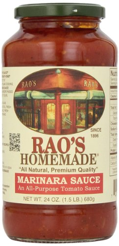 Thing need consider when find pasta sauce raos?