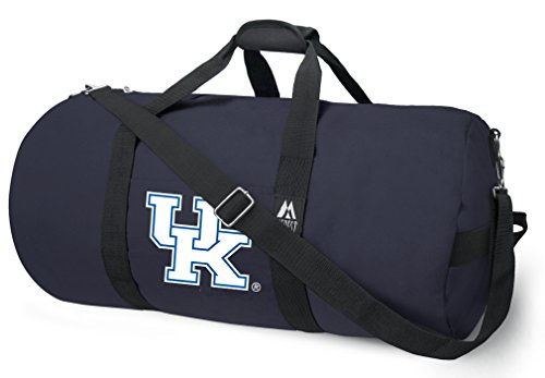Broad Bay OFFICIAL University of Kentucky Duffle Bag or UK Wildcats Gym Bags Suitcases by Broad Bay