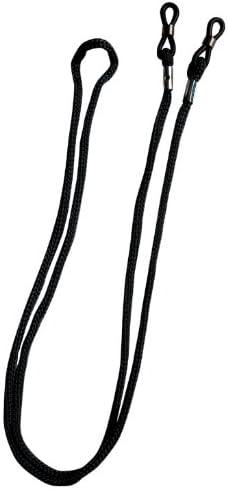 Caripe Brillenband /Ösen Lesebrille Sonnenbrille Brillenkordel d/ünn Sportban Fan